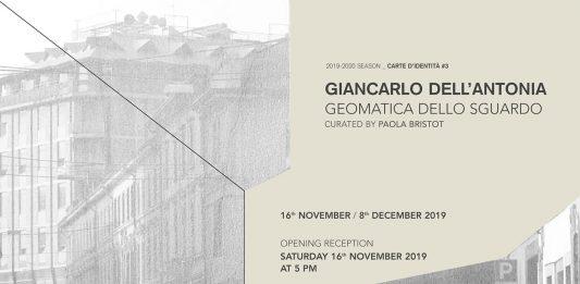 Giancarlo Dell'Antonia – Geomatica dello Sguardo