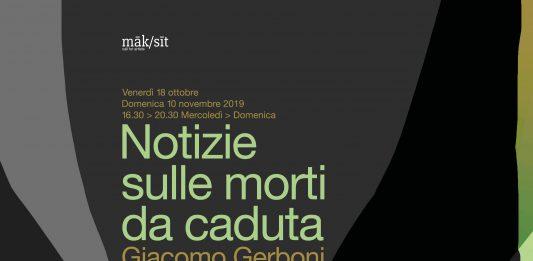 Giacomo Gerboni – Notizie sulle morti da caduta