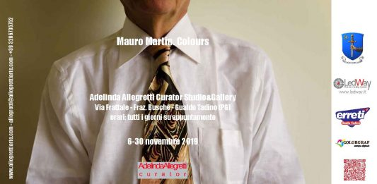Mauro Martin – Colours