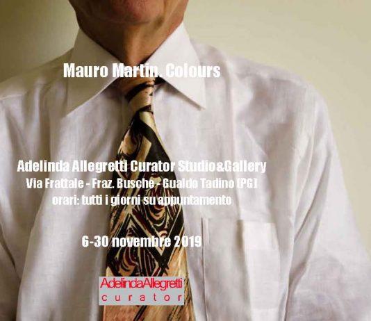 Mauro Martin – Colours