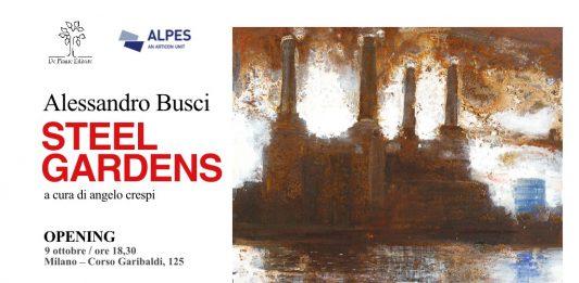 Alessandro Busci – Steel Gardens