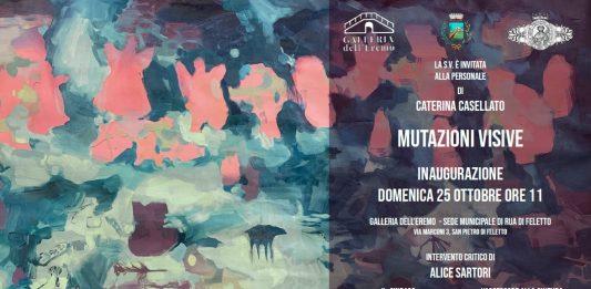 Caterina Casellato – Mutazioni Visive