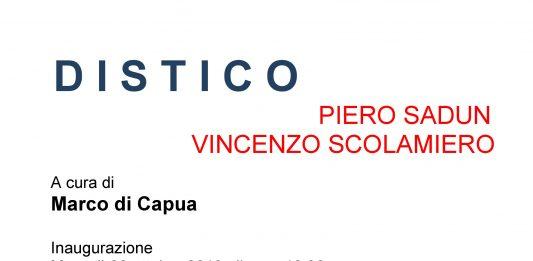 Piero Sadun / Vincenzo Scolamiero – Distico