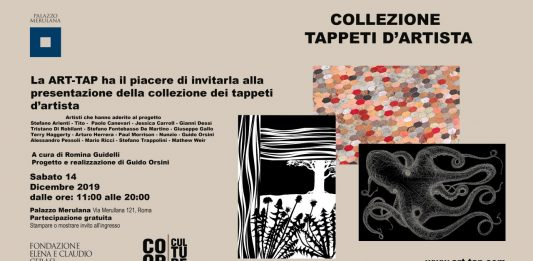 Art-Tap. Collezione tappeti d'artista