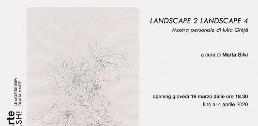 Iulia Ghiță – Landscape2 Landscape 4