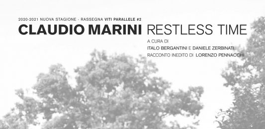 Claudio Marini – Restless time