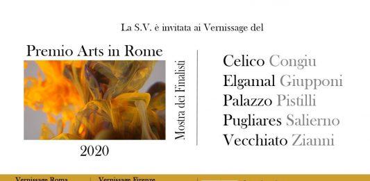Premio Arts in Rome