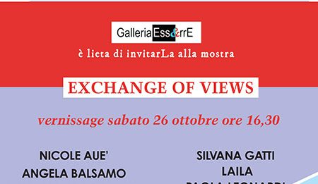 Exchange of views