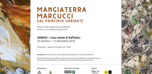 Bruno Mangiaterra / Bruno Marcucci – Dal principio urbinate