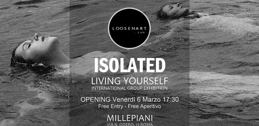 Isolated. Living Yourself