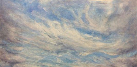June Julian – Atlantic Blues. Paintings from the edge