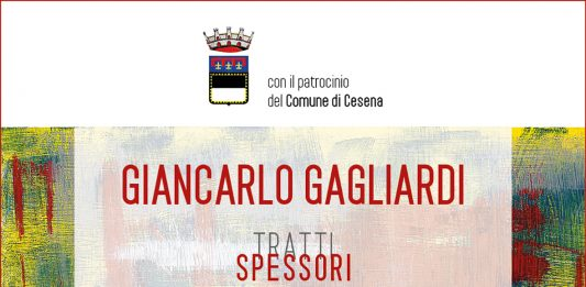 Giancarlo Gagliardi – Tratti Spessori Colore Materia