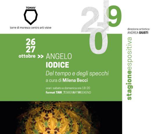 Angelo Iodice – Del tempo e degli specchi