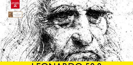 Leonardo 50.0. Omaggio al Genio vinciano con 50 opere d'arte contemporanea nella divina proporzione