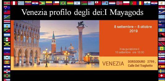 Letizia Cucciarelli Migliorini – Venezia profilo degli dei: i Maygods