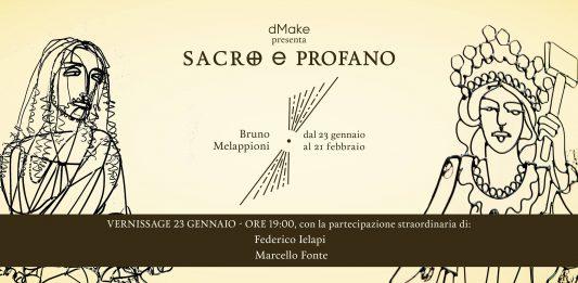 Bruno Melappioni – Sacro e Profano