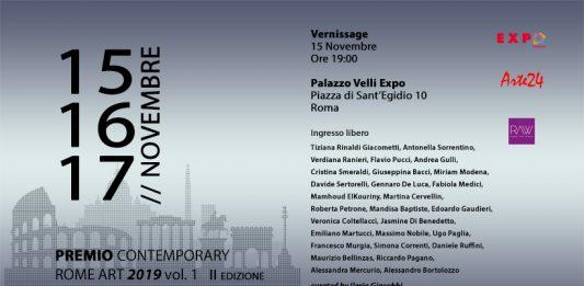 Premio Contemporary Rome Art II Edizione