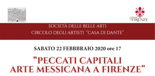 Peccati capitali. Arte Messicana a Firenze