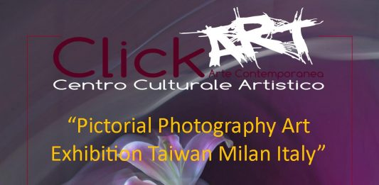 Pictorial Photography Art Exhibition Taiwan Milan Italy