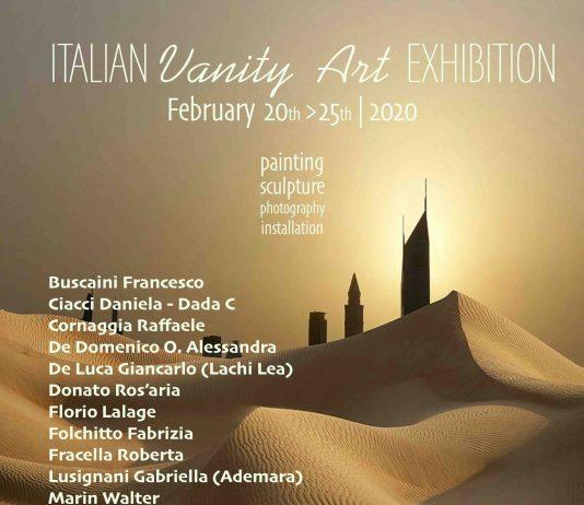 Italian Vanity Art Exhibition