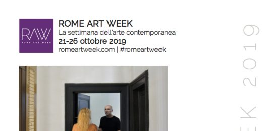 Werther Germondari – Open Studio Rome Art Week 2019