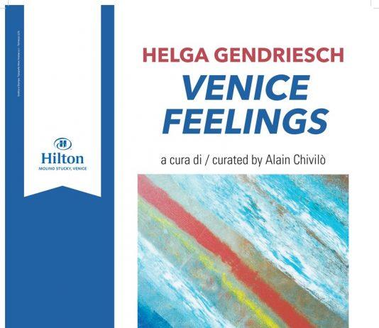 Helga Gendriesch  – Venice Feelings