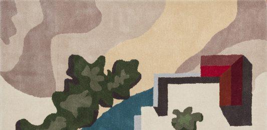 Luca Scacchetti – Due collezioni di tappeti disegnati e prodotti nel 2012