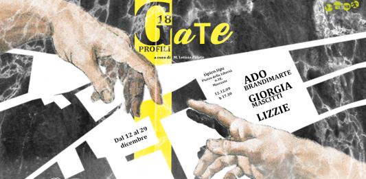 Gate18-Profili: Ado Bradimarte / Giorgia Mascitti / Lizzie