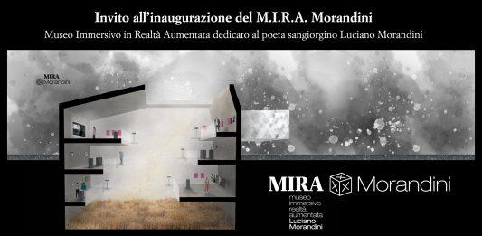 Inaugurazione del M.I.R.A. Morandini