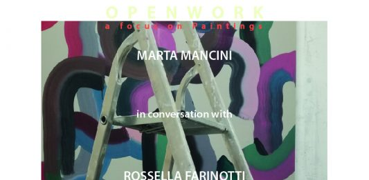 Openwork, a focus on painting #10 – Mancini / Farinotti