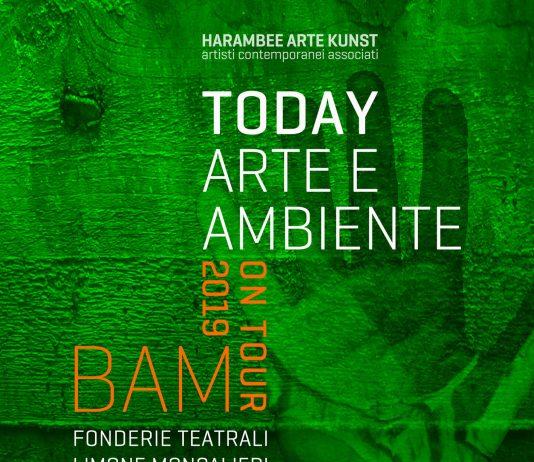 BAM Biennale del Piemonte On Tour 2019: Today Arte ed Ambiente