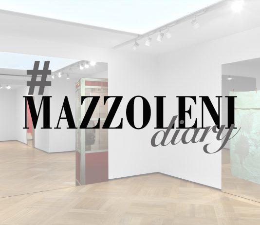 #MazzoleniDiary (evento online)