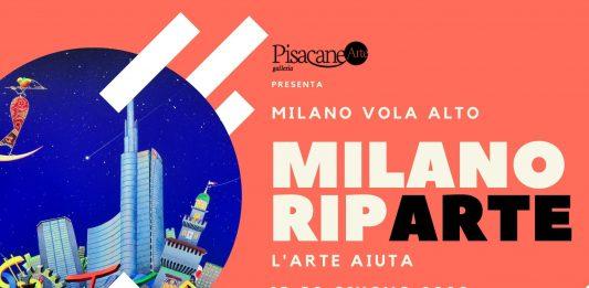 Milano RipArte: L'Arte Aiuta