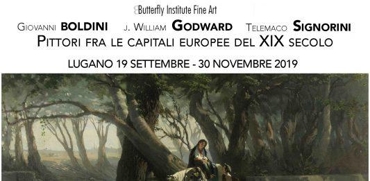 Giovanni Boldini / J. William Godward / Telemaco Signorini – Pittori fra le capitali europee del XIX secolo