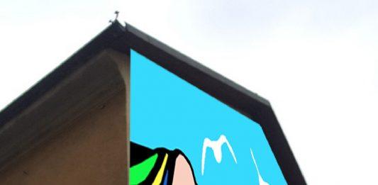 Mono Carrasco – Un murale contro il razzismo