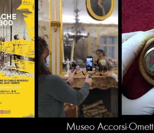 Il Museo Accorsi-Ometto è OPEN!