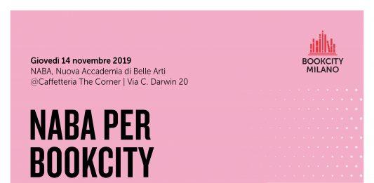 NABA, Nuova Accademia di Belle Arti per Bookcity Milano