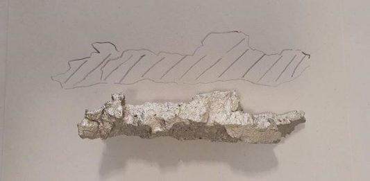 Oreste Baccolini – Schegge di Nuvole