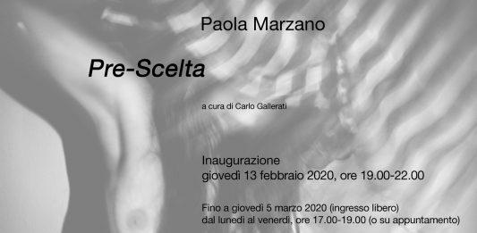 Paola Marzano – Pre-Scelta
