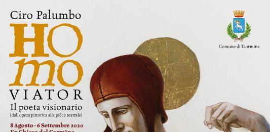 Ciro Palumbo – Homo Viator. Il Poeta Visionario