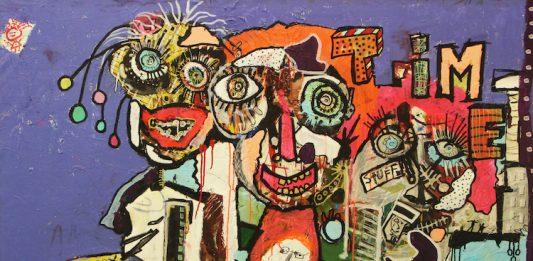 Paul Kostabi – Un newyorker ai Docks