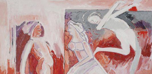 Antonio Petti – Travestimenti. Dipinti e disegni