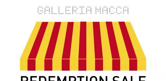 Davide Volponi / Zhanna Kadyrova – Redemption Sale