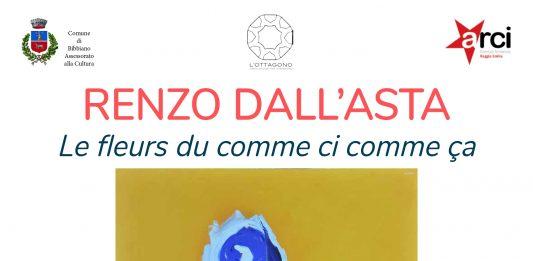 Renzo Dall'Asta – Les fleurs du comme ci comme ça