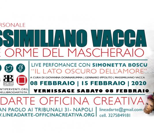 Massimiliano Vacca – Sulle orme del Mascheraio
