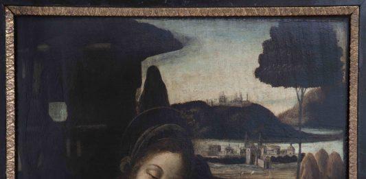 Avvicinare Leonardo. Aspettando Natale: la Grazia della Madonna col Bambino