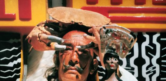 Salvador Dalí – Me ne faccio un baffo