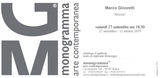Marco Ginoretti – Anima
