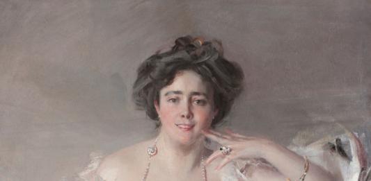 Un capolavoro per Luino: Giovanni Boldini e il ritratto di Lady Nanne Schrader nata Wiborg