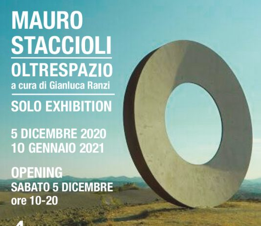 Mauro Staccioli – Oltrespazio